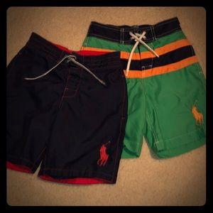 Ralph Lauren boys swim shorts